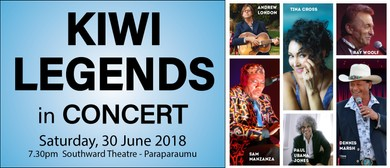 Kiwi Legends In Concert