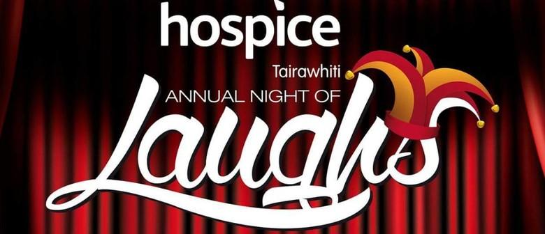 Hospice Tairawhiti Annual Night of Laughs