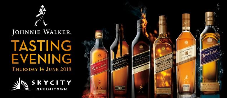 Johnnie Walker - Whisky Tasting