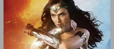 Movies On the Deck – Wonder Woman