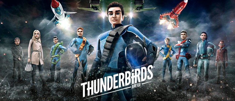 Screenies Film Festival: Thunderbirds are Go Presentation