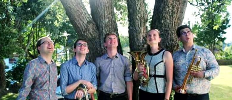 Tubaca Brass Quintet At Māngere Love