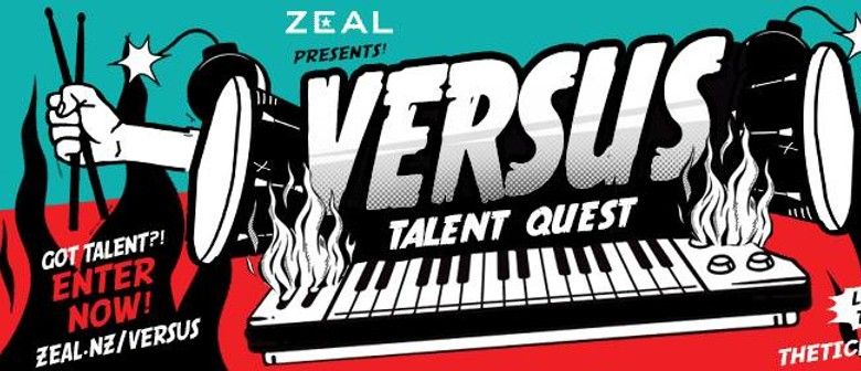 Versus Talent Quest Audition