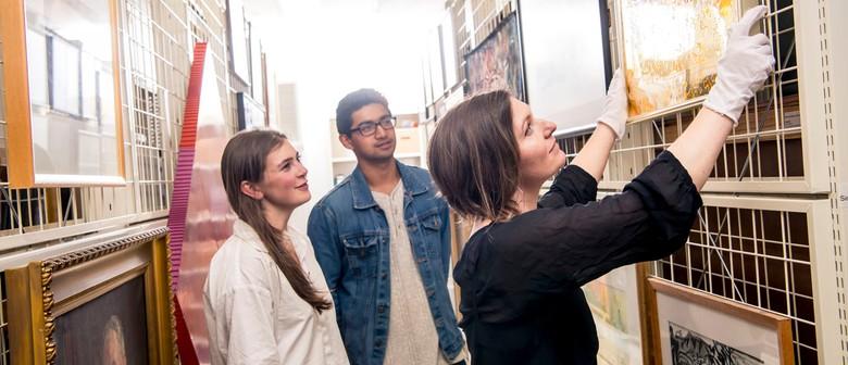 Art On Campus Walking Tour