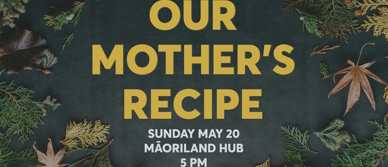 Our Mother's Recipe