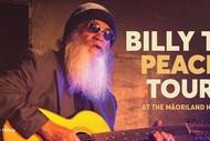 Billy TK Peace Tour