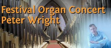 Festival Organ Concert - Peter Wright