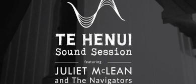 Te Henui Sound Session