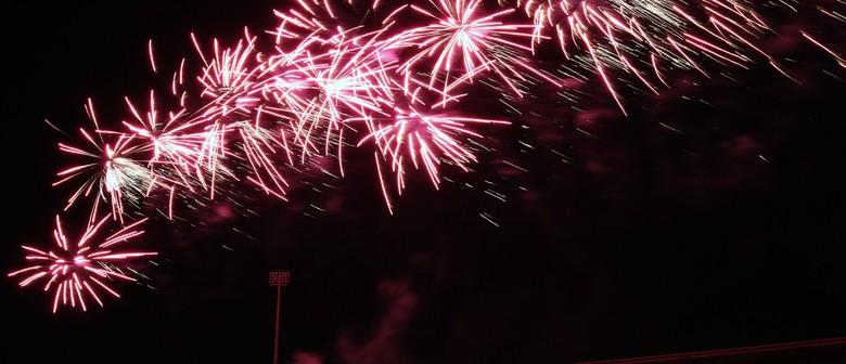 Closing Night Fireworks plus Fredrickson Stock Car Gold Cup