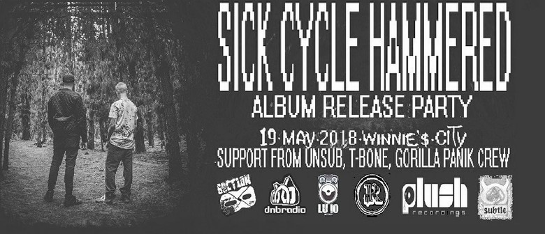 Sick Cycle Hammered Album Release Party
