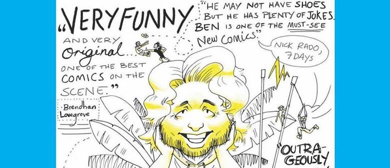 Raised By TV - Ben MacGougan NZICF