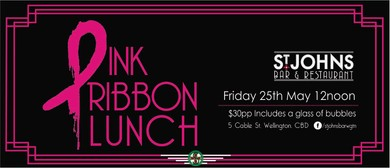 Pink Ribbon Lunch