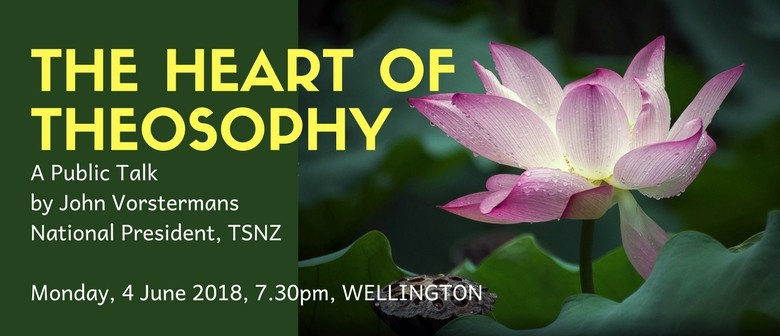 Public Talk - The Heart of Theosophy