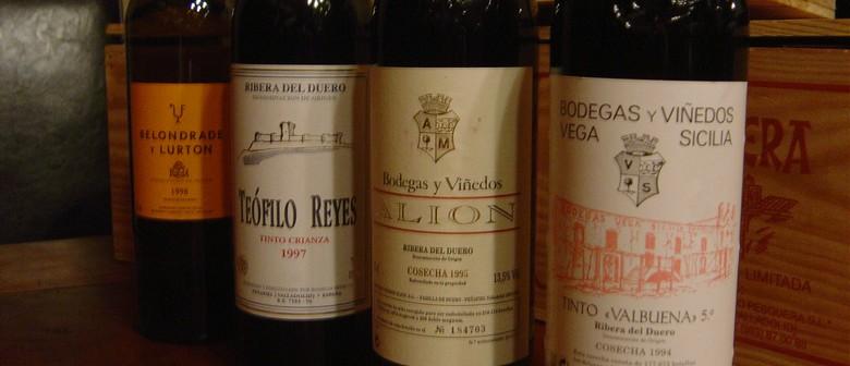 Spanish Wine Down