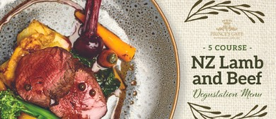 NZ Lamb & Beef Degustation: From Farm to Plate