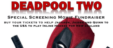 Deadpool 2 Movie Fundraiser