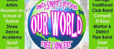 Unity Singers - Our World