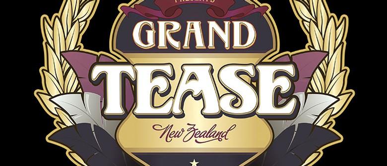 Grand Tease NZ - Hamilton Heat