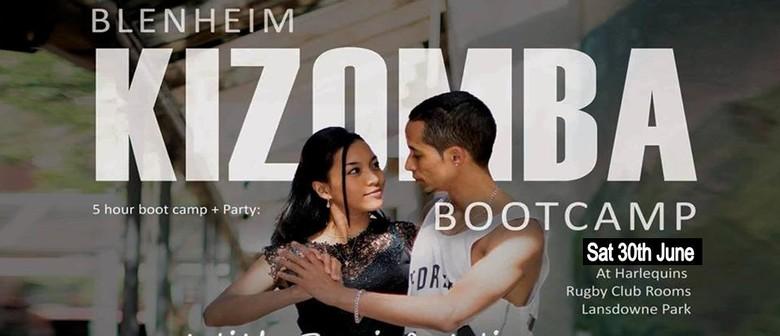 Blenheim Kizomba Bootcamp