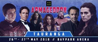 Tauranga Armageddon 2018