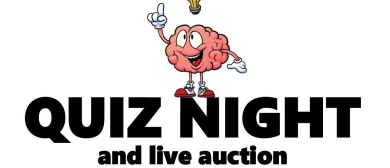 Quiz Night & Live Auction