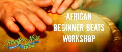 African Beginner Beats Workshop