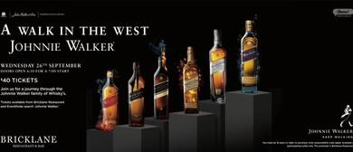 Johnnie Walker - A Walk in the West: CANCELLED