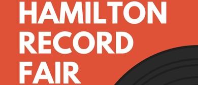 Hamilton Record Fair: Winter Edition