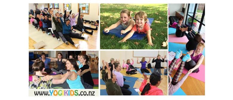 Storybook Yoga Professional Development