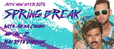 Spring Break: Autu'mnw'inter 2018