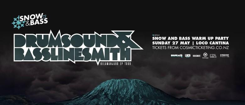 Snow & Bass Warm Up ft Drumsound & Bassline Smith