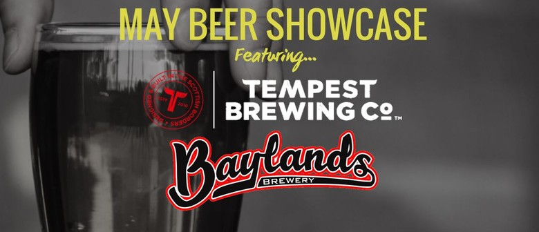 May Beer Showcase: Tempest Brewing and Baylands