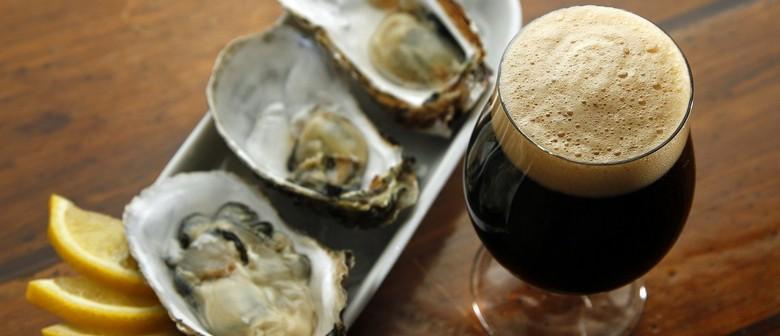 Auckland Beer Week: Dark Beer & Oysters