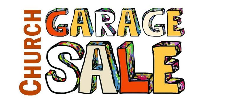 Church Garage Sale