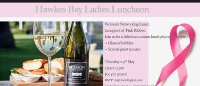 Pink Ribbon Hawkes Bay Ladies Lunch