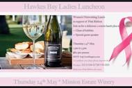 Pink Ribbon Hawkes Bay Ladies Lunch