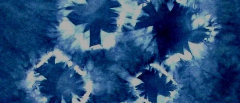 Rotorua Museum Craft Revival Café – Tie-Dyeing