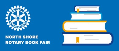 North Shore Rotary Book Fair