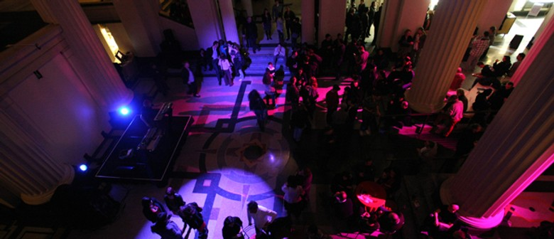 Late at the Museum w/ Footnote Dance Company, Rhian Sheehan