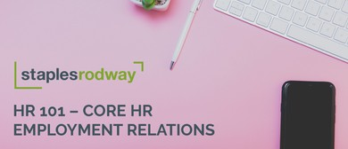 HR 101 - Core HR Employment Relations