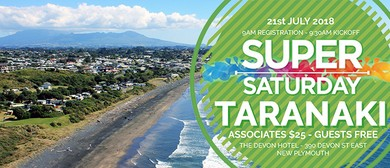 Super Saturday Taranaki