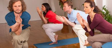 Level 2 - 3 Yoga Class