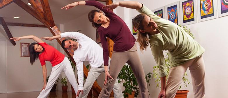 Level 3 Yoga Class