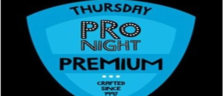 Thursday ProNight Premium Comedy