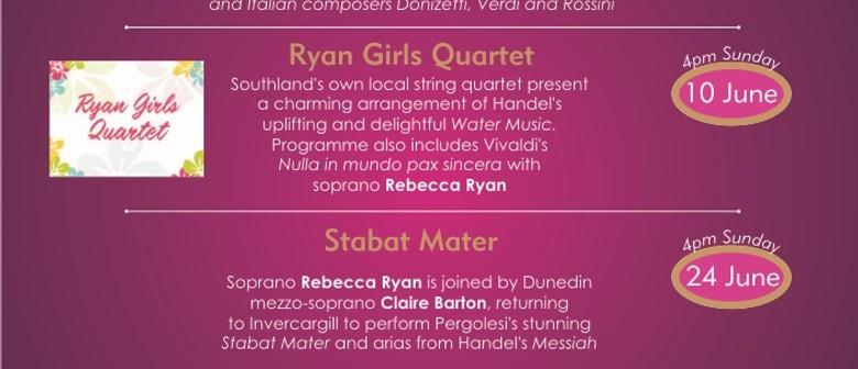 Classic Series 2018 - Ryan Girls Quartet