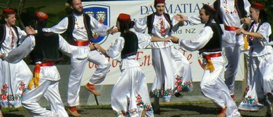 Dalmatian Dance Festival - Celebrating The Kolo