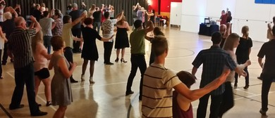 Social Dance Class With Fevah Modern Jive