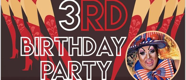 Vegas Theme Party - Ponsonby Rd Turns 3