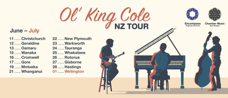 Ol' King Cole NZ Tour