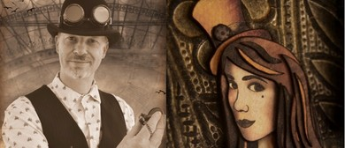 World Film Premiere Plus Steampunk Magic Show